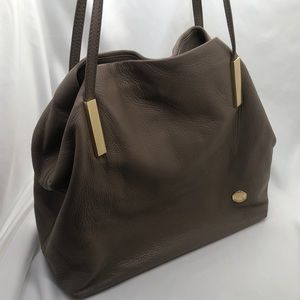 Vince Camuto leather handbag
